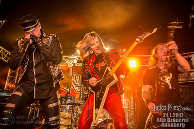 Judas Priest Revival live
